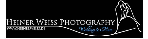 Logo Heiner Weiß Photography Hochzeitsfotograf Regensburg