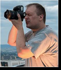 Heiner Weiss Hochzeitsfotograf Selfie