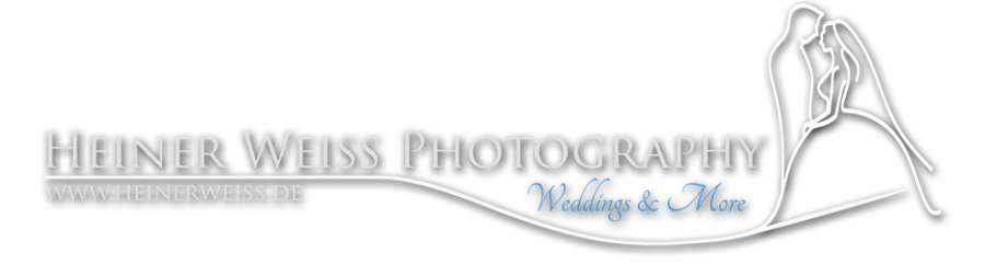 Heiner Weiss – Hochzeitsfotograf für Regensburg, Burglengenfeld, Teublitz, Maxhütte-Haidhof Schwandorf mit Fotobox logo